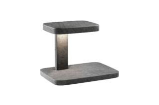 Piani basalt stone  by  Flos