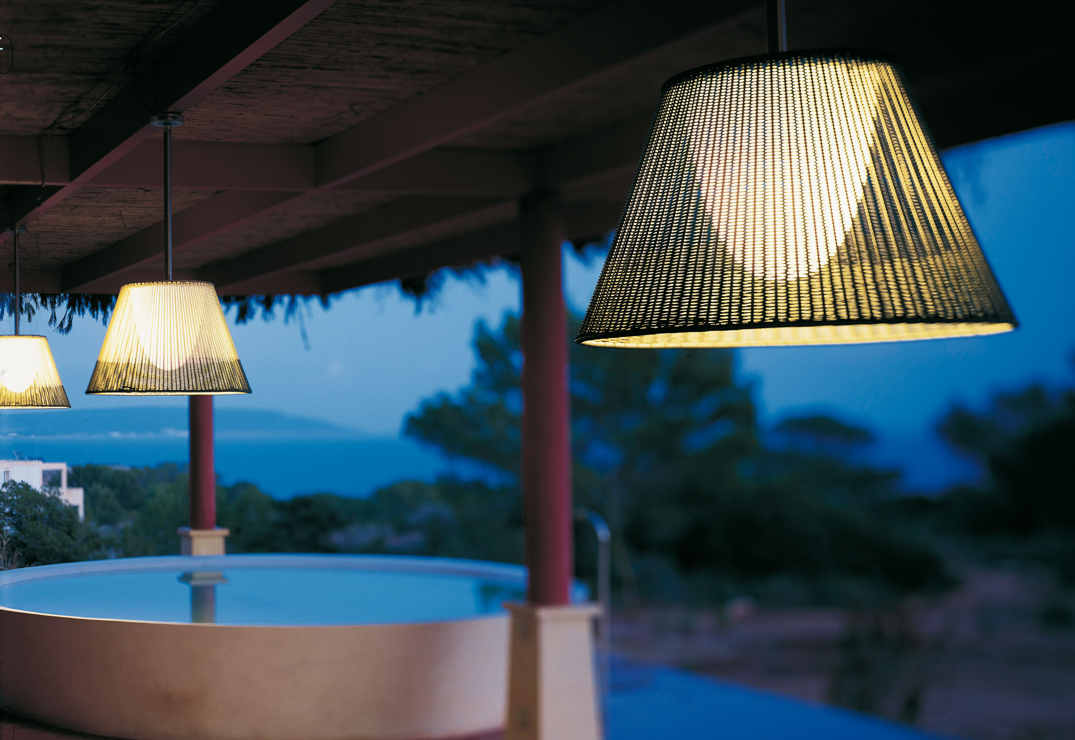 Romeo Outdoor C Outdoor Lamp By Flos Stylepark