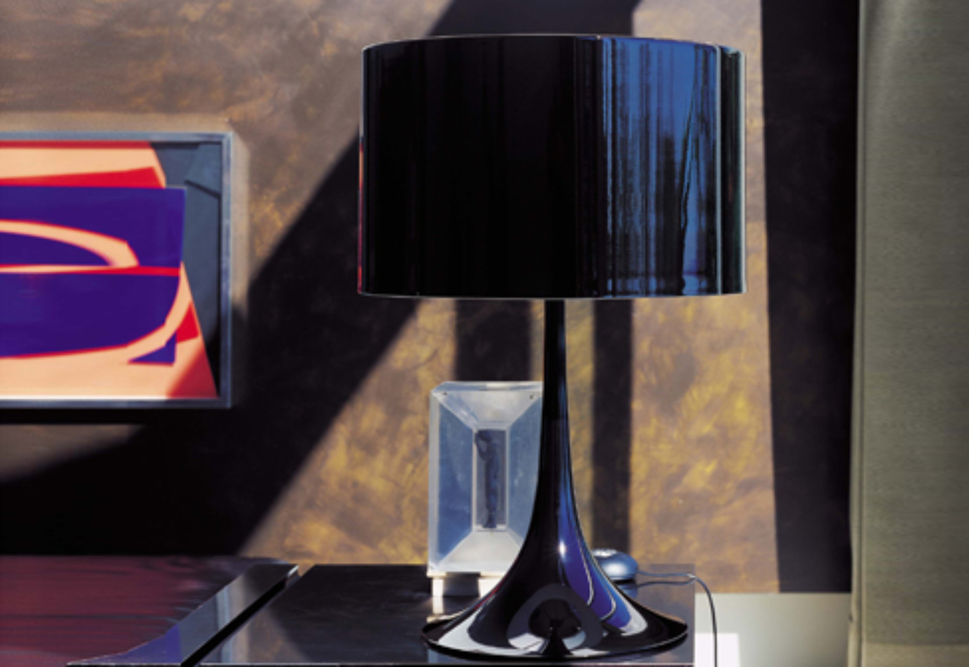 Spun Light T2 Table lamp by Flos | STYLEPARK for Flos Spun Table Lamp  117dqh