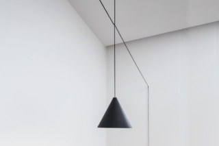 String Light Cone  by  Flos