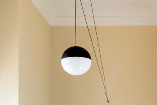 String Light Sphere  by  Flos