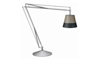 Superarchimoon Panama floor lamp  by  Flos