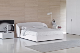 Celine double bed  by  FLOU
