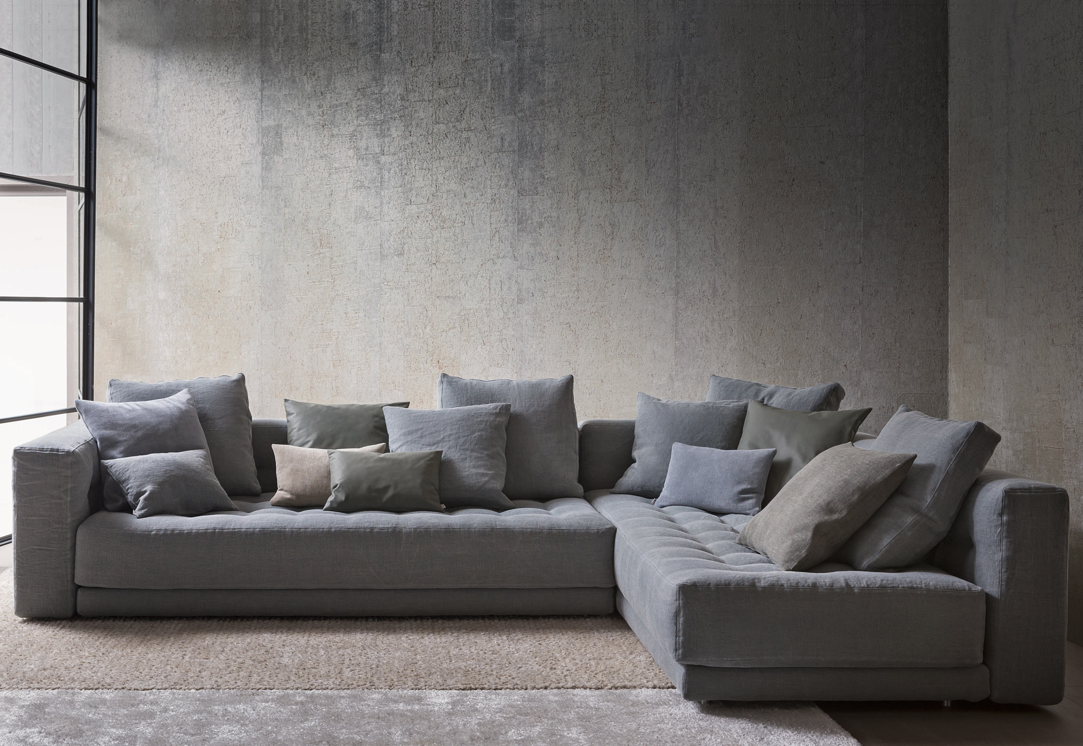 Doze Sofa By Flou Stylepark