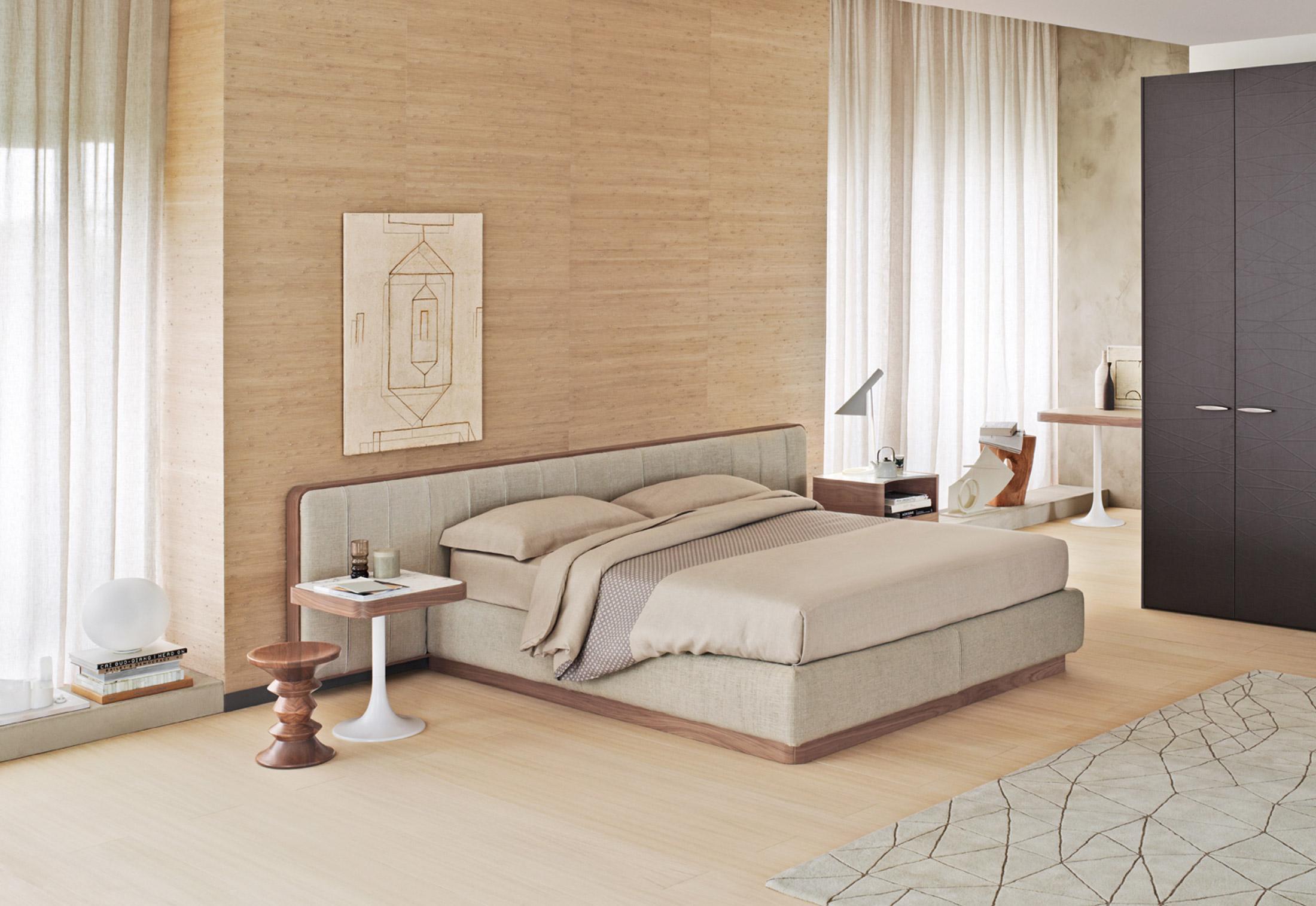 Ermes by flou stylepark for Camere da letto flou