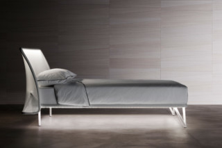 Essentia single bed  by  FLOU