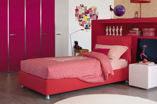 Nathalie single bed  by  FLOU
