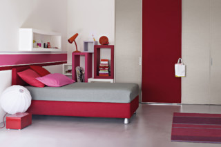 Notturno 2 single bed  by  FLOU