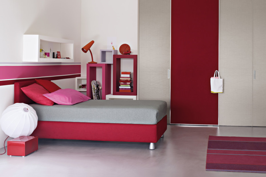 Notturno 2 single bed