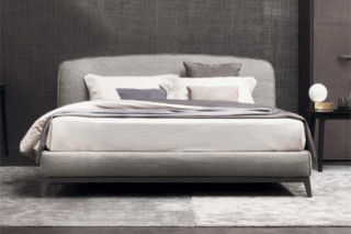 Olivier double bed  by  FLOU