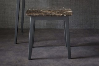Olivier side table  by  FLOU