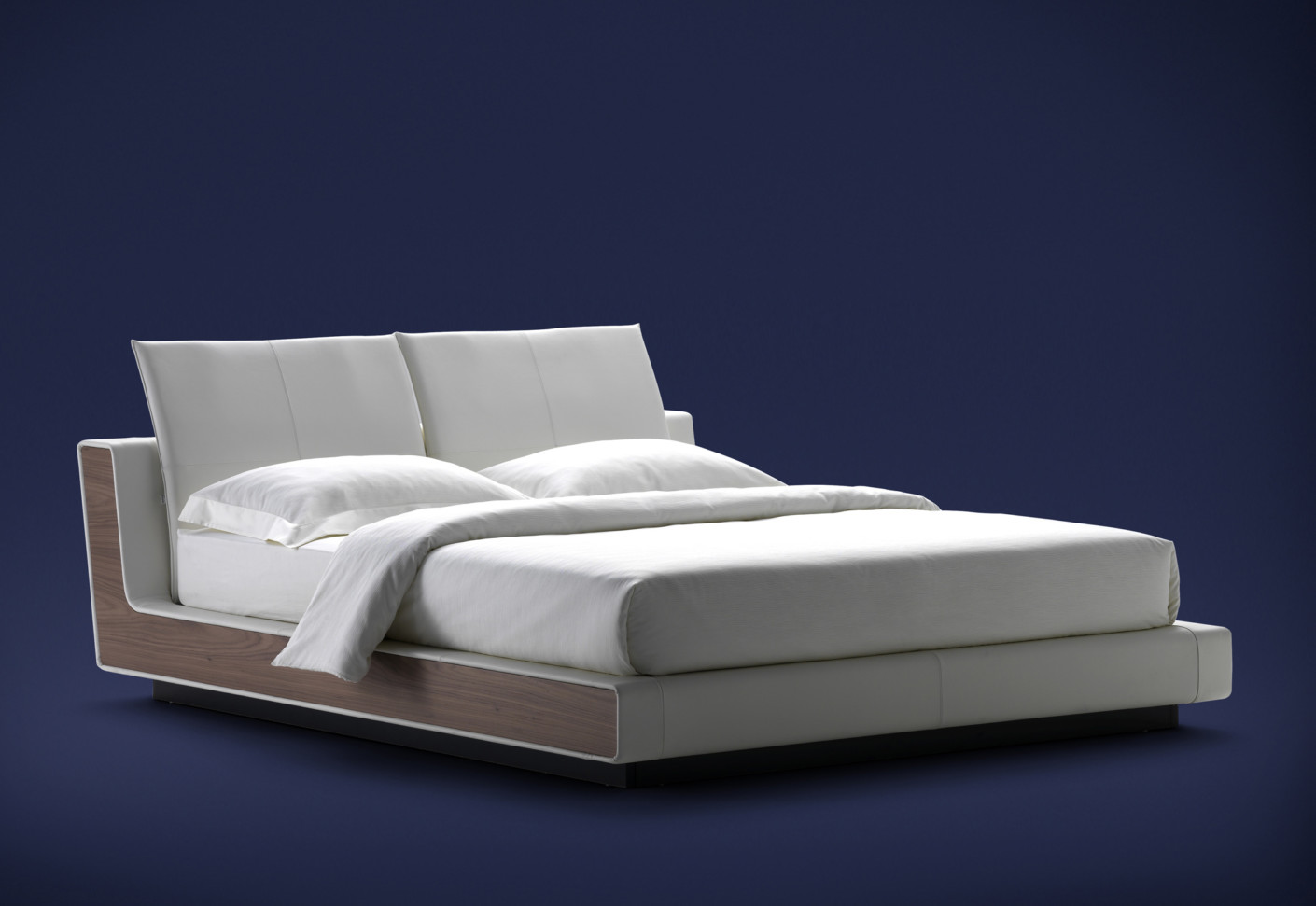 Sama Double Bed By Flou Stylepark