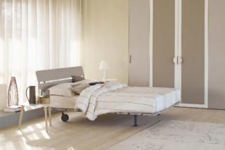 Tadao Doppelbett  von  FLOU