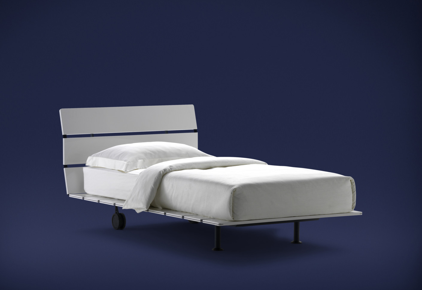 Tadao single bed by flou stylepark Home furniture single bed