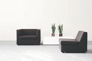 Club easy chair  by  fluidum