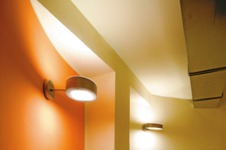 Airanna wall / ceiling lamp  by  FontanaArte