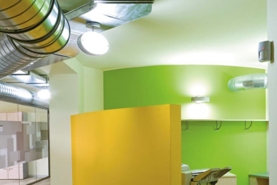 Airanna wall / ceiling lamp