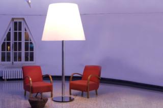 Amax floor lamp  by  FontanaArte