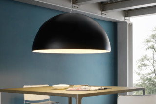 Avico pendant lamp  by  FontanaArte
