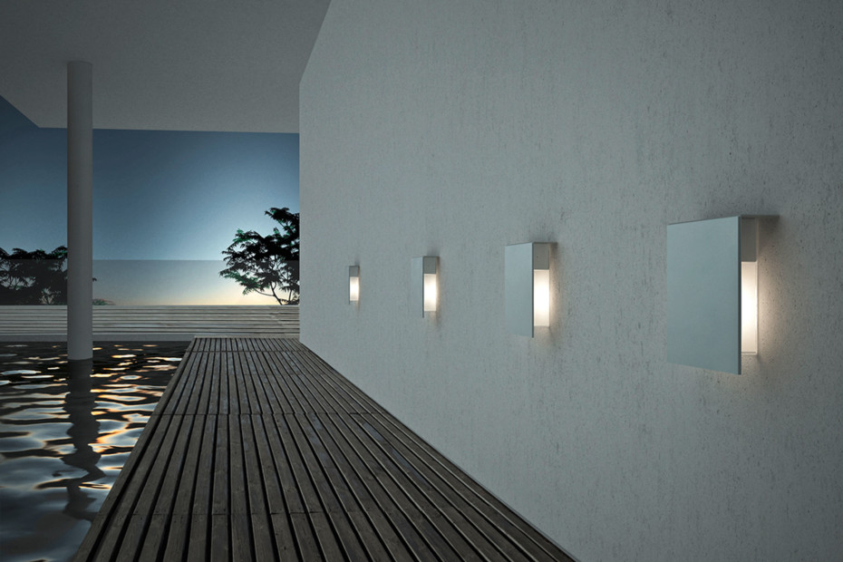 Corrubedo outdoor lamp