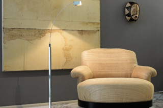Falena floor lamp  by  FontanaArte