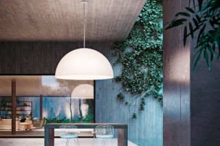 Avico outdoor lamp  by  FontanaArte