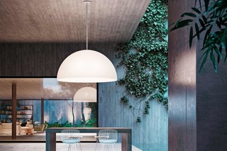 Avico outdoor lamp  by  FontanaArte
