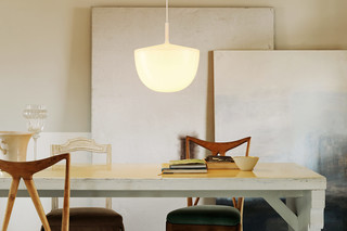 Cheshire pendant lamp  by  FontanaArte