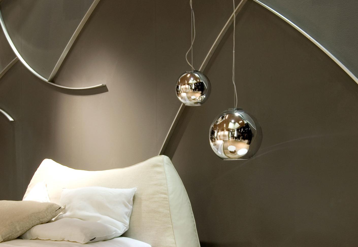 globo di luce pendant light by fontanaarte stylepark. Black Bedroom Furniture Sets. Home Design Ideas
