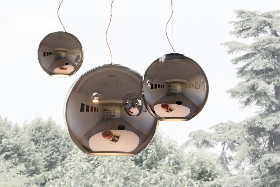 Globo di Luce pendant light