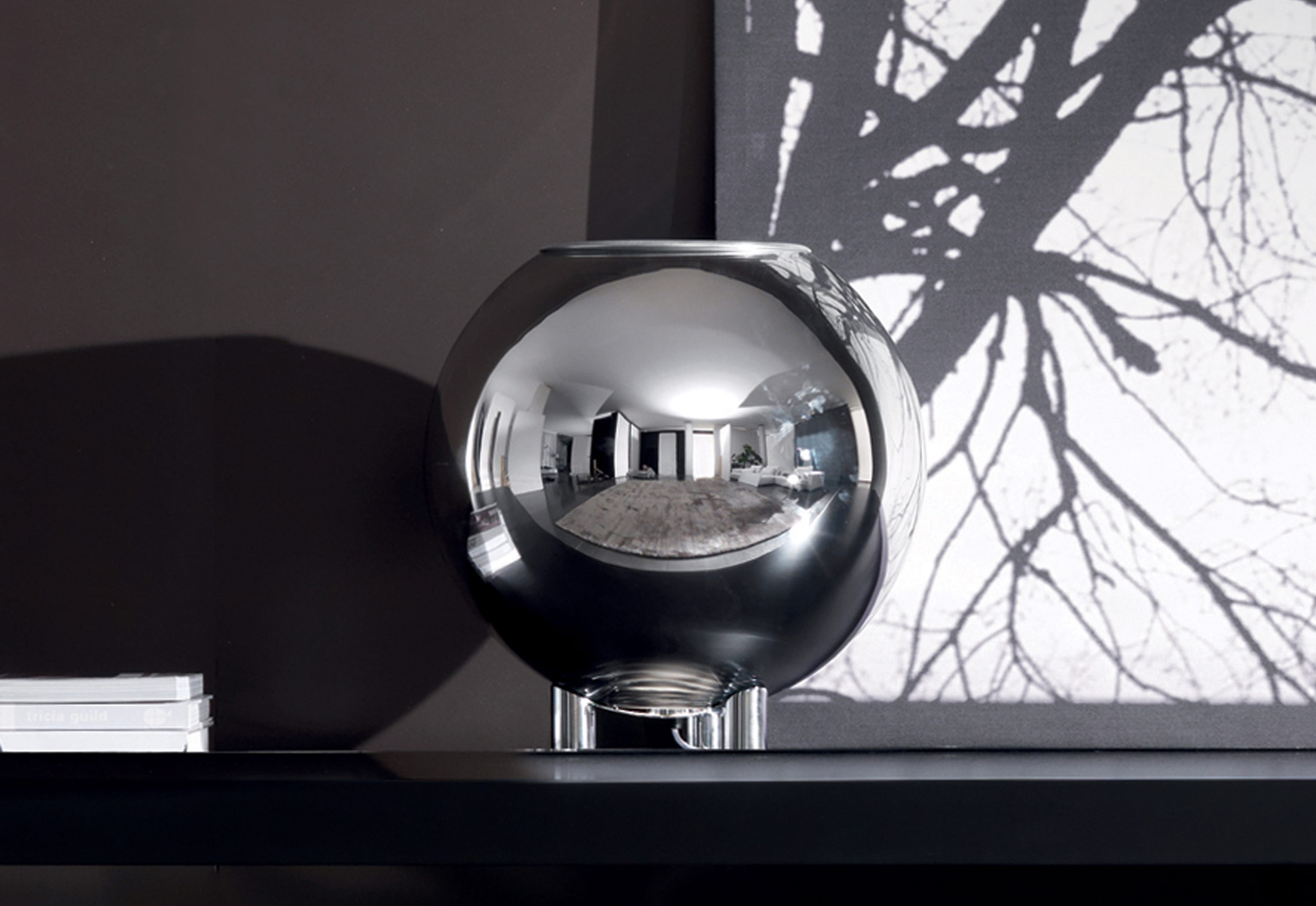 Globo di luce table lamp by fontanaarte stylepark globo di luce table lamp aloadofball Choice Image