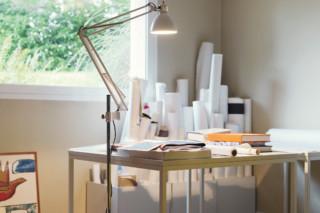 Naska floor lamp  by  FontanaArte