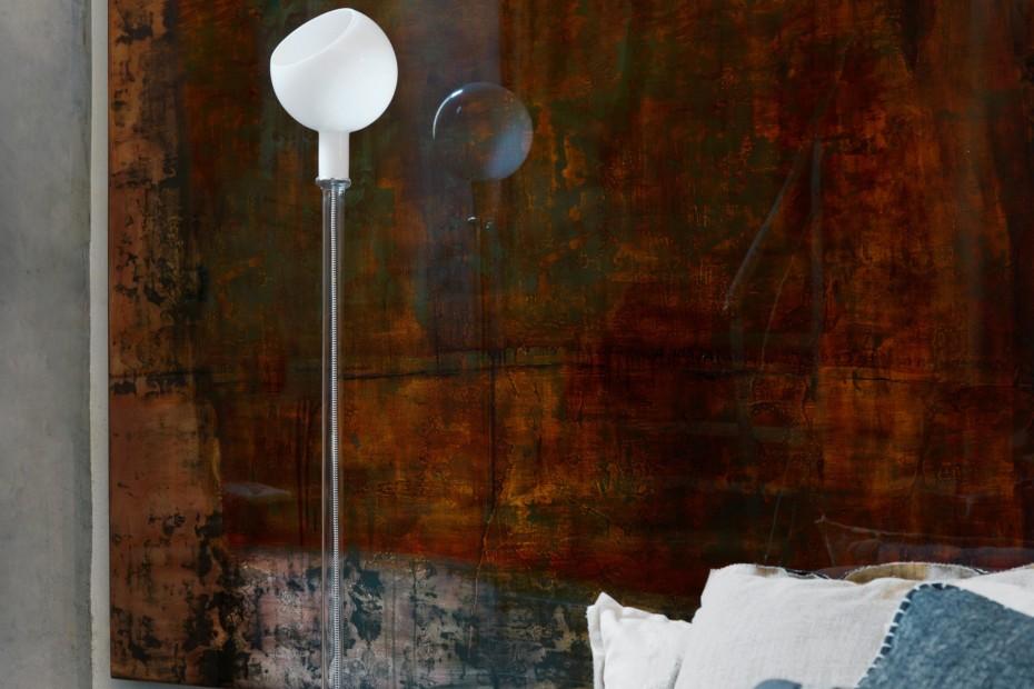 Parola floor lamp