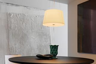 Passion pendant light  by  FontanaArte