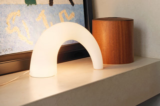 Thor table lamp  by  FontanaArte