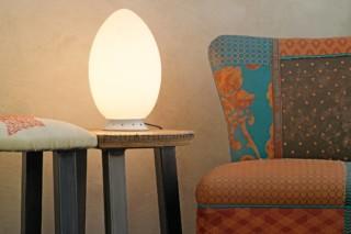 Uovo Tischleuchte  von  FontanaArte