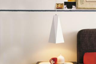 Vertigo pendant lamp  by  FontanaArte