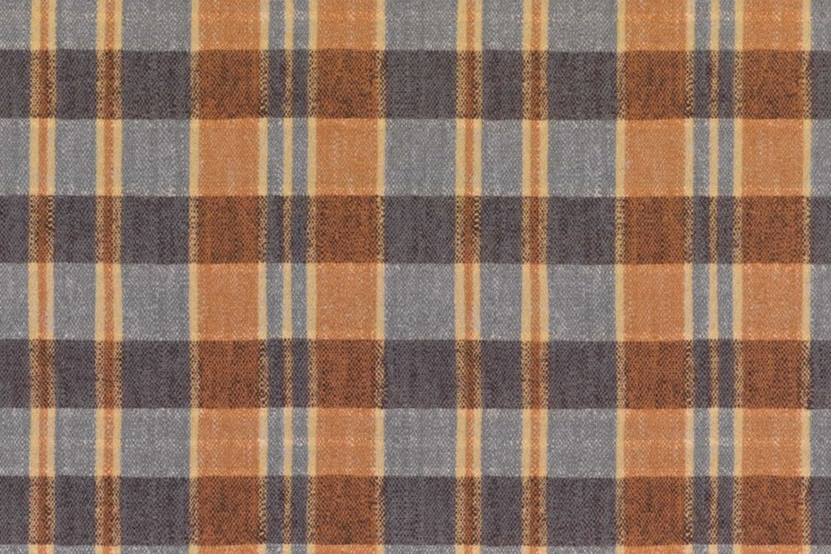 Flotex Plaid rust
