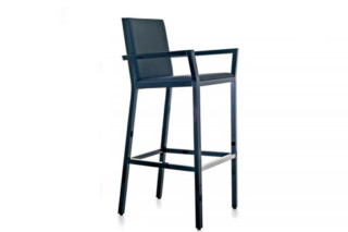 Basicwood barstool  by  Fornasarig