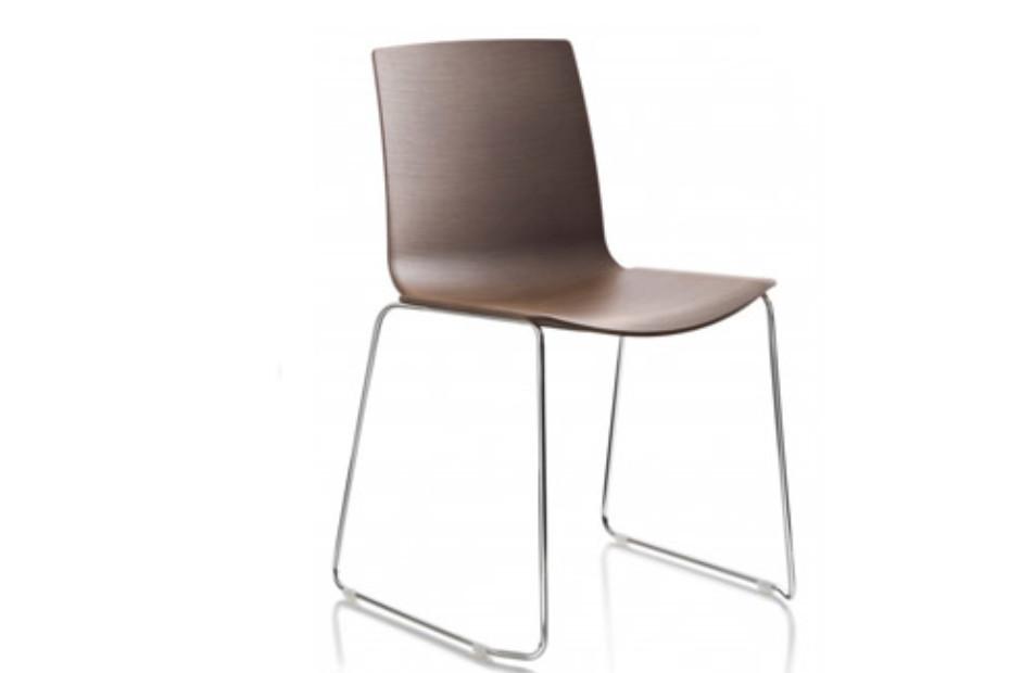 Data slide chair