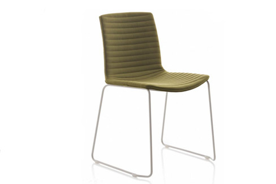 Data slide chair