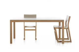 Primo rectangular table  by  Fornasarig