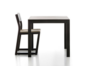Primo square table  by  Fornasarig