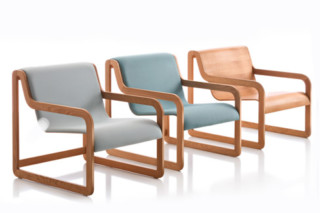 Swa lounge chair  by  Fornasarig