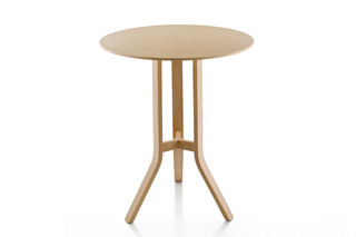 Wolfgang bar table  by  Fornasarig