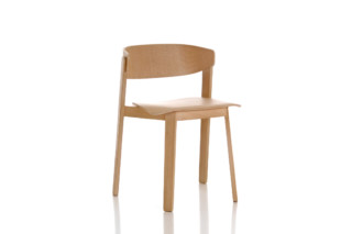 Wolfgang chair  by  Fornasarig