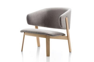 Wolfgang lounge chair  by  Fornasarig