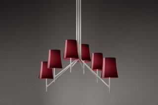 Birdie ceiling lamp  by  Foscarini