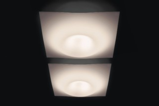 Gea ceiling lamp  by  Foscarini