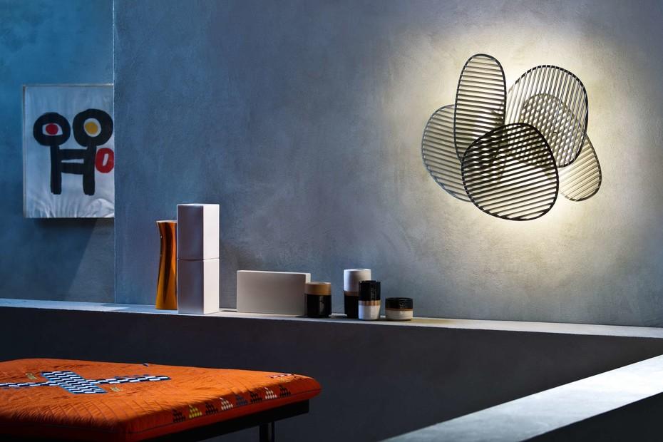Nuage wall lamp